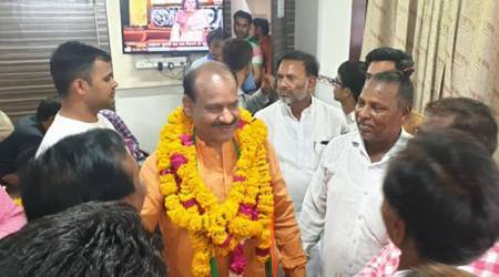 om birla, bjp mp om birla, 17th lok sabha speaker, lok sabha speaker, lok sabha, lok sabha speaker om birla, om birla kota, kota mp om birla, lok sabha speaker bjp, lok sabha speaker nda, bjp lok sabha speaker, latest news, indian express
