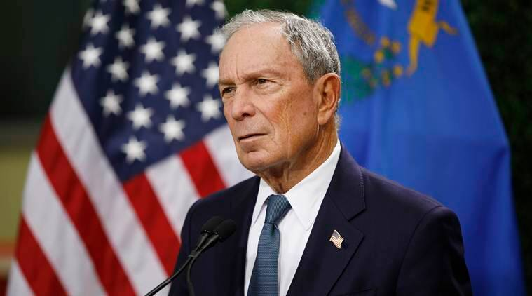 Michael Bloomberg to plunge 0 million into clean energy effort
