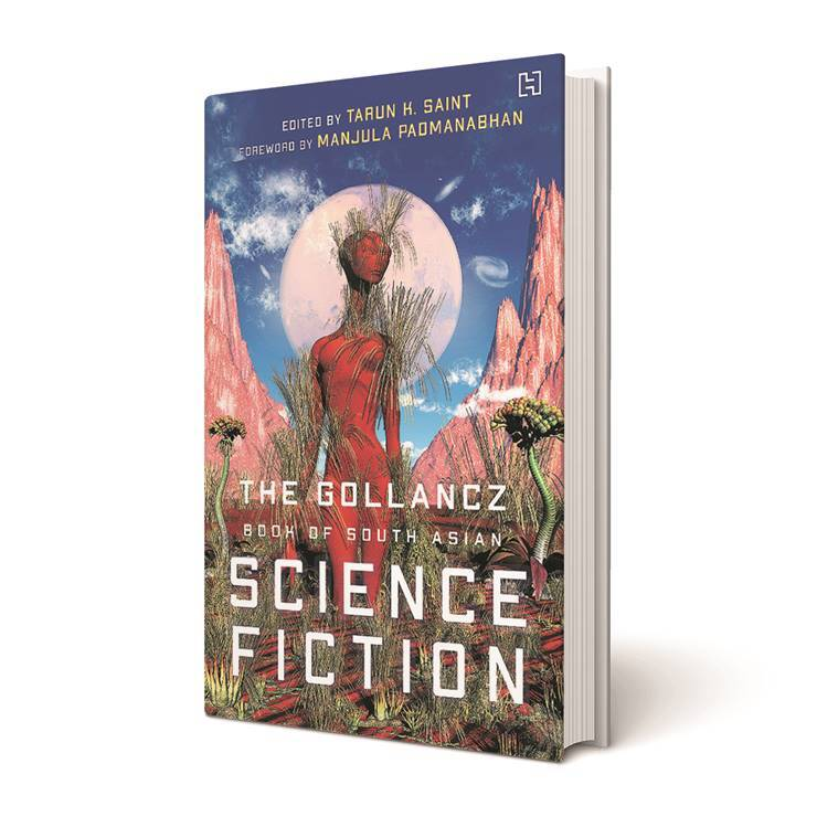 books, hg wells, george orwell, dystopia, authors, science fiction, science fiction books, The Gollancz Book of South Asian Science Fiction, strange worlds strange times, book reviews, indian express news
