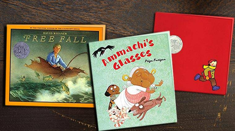 These books tell wonderful stories without using any words