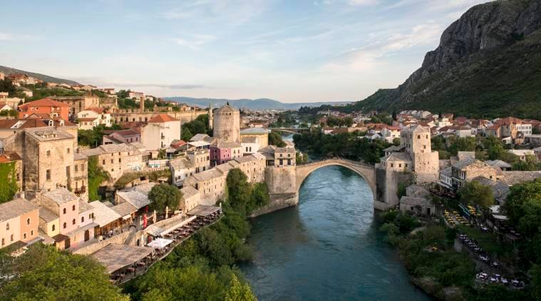 This enchanting realm even had a suitably enchanting name: Bosnia and Herzegovina, as melodious as Narnia, Utopia or Shangri-La, worlds that exist in the imagination, not on maps.