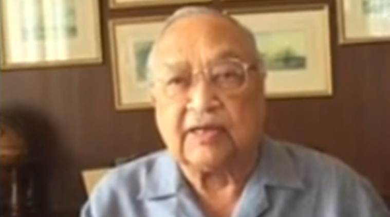 Veteran industrialist Brij Mohan Khaitan passes away at 92