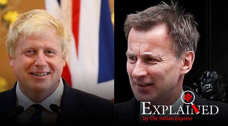 Boris Johnson or Jeremy Hunt: What will UK PM May's successors do about Brexit?