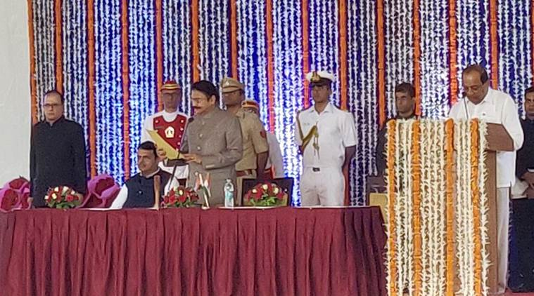 Maharashtra cabinet expansion: Radhakrishna Vikhe Patil among 12 new ministers inducted today