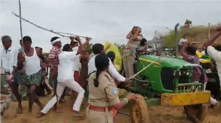 Telangana forest officer assaulted: 'MLA, brothers have history of assaulting government officials'