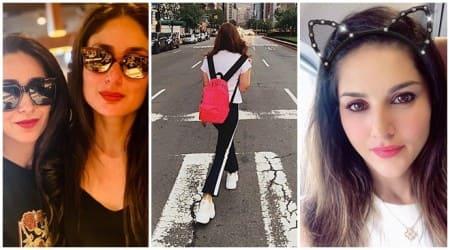 Celebrity social media photos Kareena Kapoor, Alia Bhatt, Sunny Leone