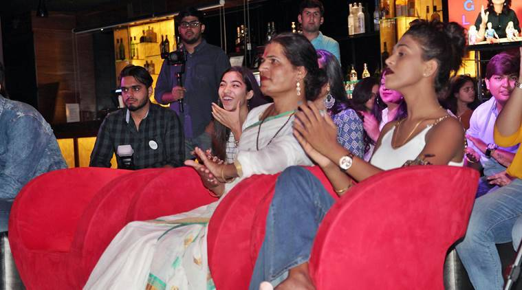 Chandigarh, Chandigarh news, Chandigarh Pride month, Pride month, Chandigar LGBT open mic, indian express