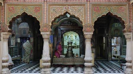 Digambar Jain temple Chandni Chowk