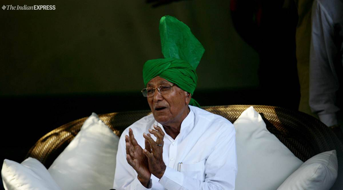 Repeal farm laws: OP Chautala appeals to PM