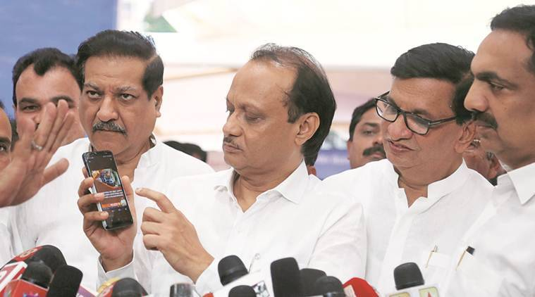 Maharashtra Budget 2019-20: Oppostion walks out midway through Budget speech
