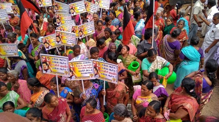 chennai water crisis, tamil nadu water crisis, water crisis, chennai water shortage, tamil nadu water, chennai news, indian express news