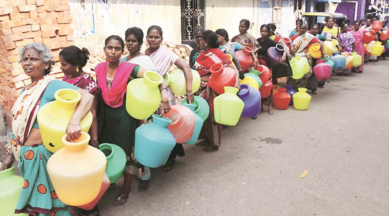 Water crisis in Tamil Nadu: Clashes erupt in Chennai, IT