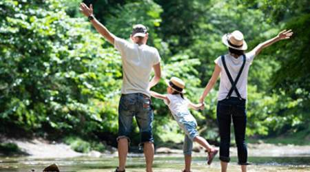 family vacation, places to visit near delhi