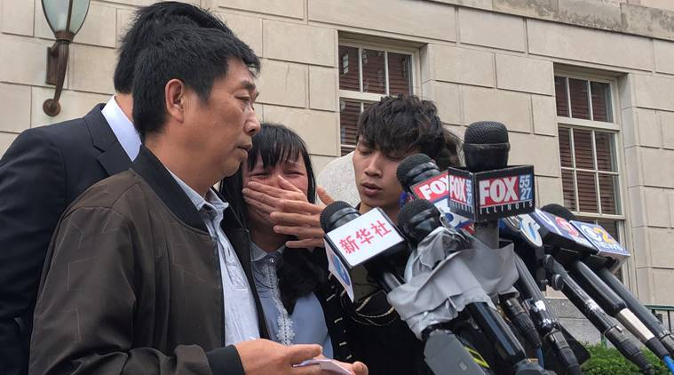 Jury convicts Illinois man of Chinese graduate student's kidnap-murder