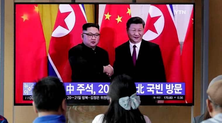 Xi, Kim summit topics: Friendship, food aid and maybe nukes