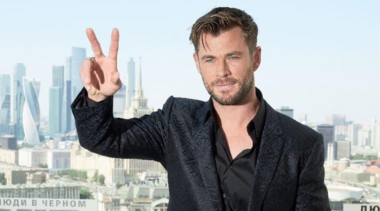 Chris Hemsworth on men in black international