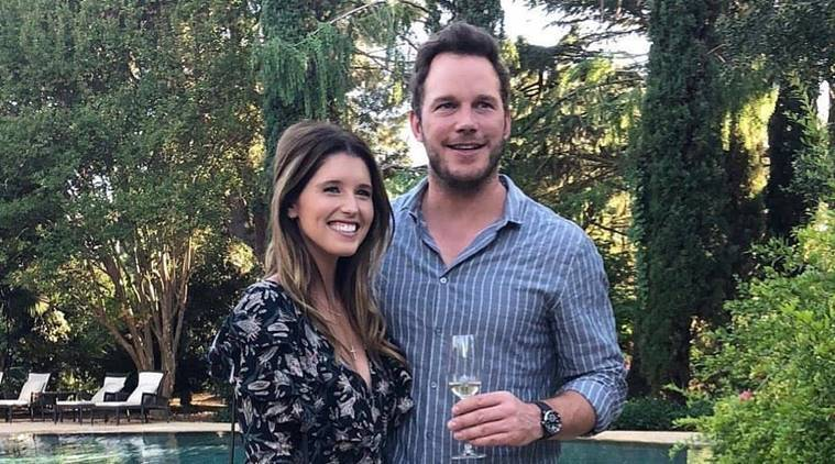 Chris Pratt and Katherine Schwarzenegger marriage