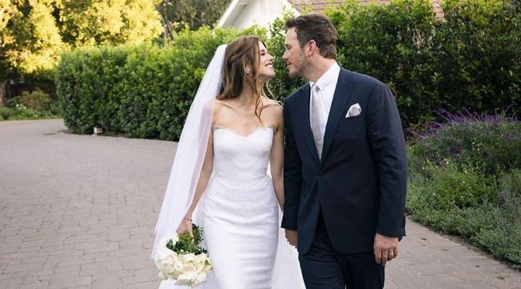 Chris Pratt and Katherine Schwarzenegger marriage