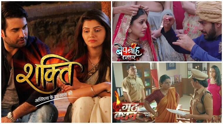colors revamp shows Shakti, Bepanah Pyarr, Gath Bandhan