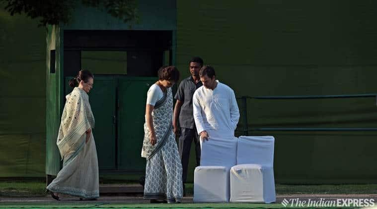 Congress, Rahul Gandhi, Sonia Gandhi, Congress chief, Gandhi family Congress, Rahul Gandhi Congress, Sonia Gandhi congress, Congress party, Congress history, Congress party history, indian express