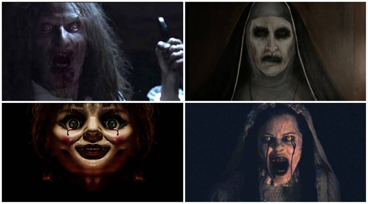 Before Annabelle Comes Home Here Is A Ranking Of All Films In The Conjuring Universe Entertainment News The Indian Express