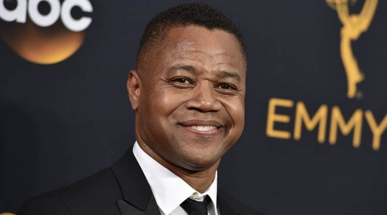 Cuba Gooding Jr groping case