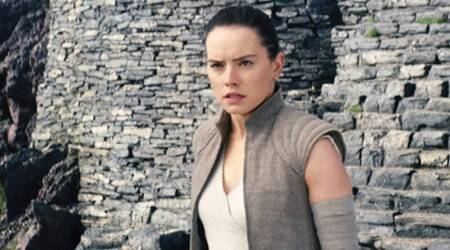 Daisy Ridley star wars the rise of skywalker