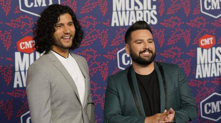 Dan + Shay: Joe Jonas and Sophie Turner's wedding was the craziest hours of our lives