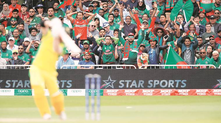 "australia, bangladesh, australia vs bangladesh, aus vs ban, aus vs ban result, aus vs ban highlights, david warner, cricket world cup, indian express news"" />"