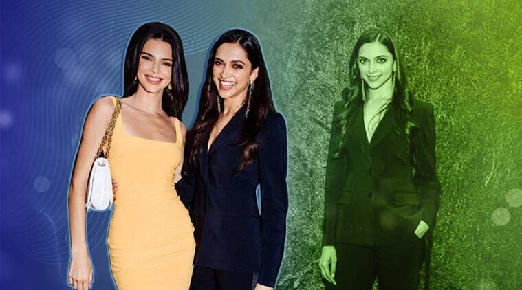 Deepika Padukone gives boss lady vibes as she poses with Kendall Jenner
