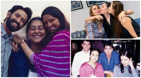 Deepika Padukone, Malaika Arora, Preity Zinta, social media photos