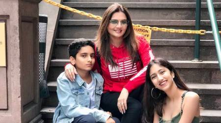Deepshikha Nagpal, parenting, single mother