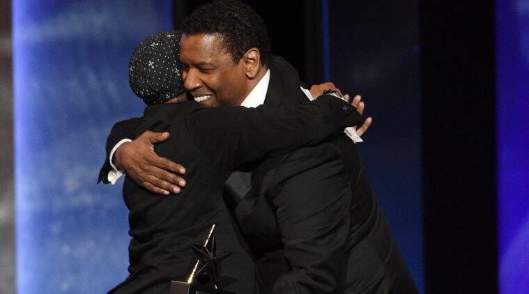 Denzel Washington AFI award