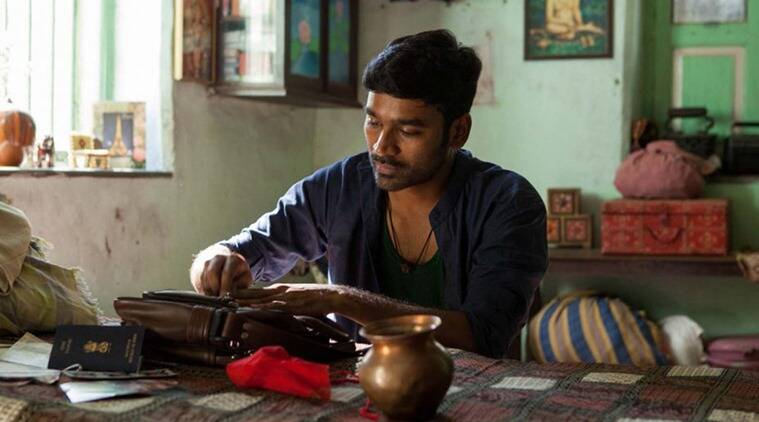 dhanush in The Extraordinary Journey of the Fakir