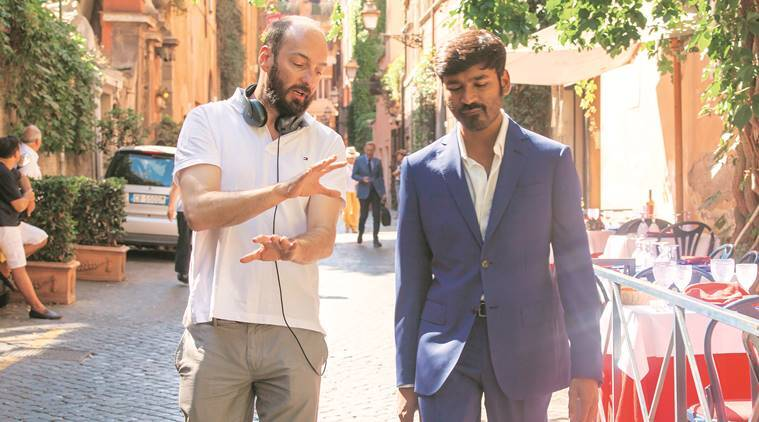 dhanush, south indian actor dhanush, chennai, the extraordinary journey of the fakir who got trapped in an ikea wardrobe, comedian, ken scott, ken scott film, luc bossi, india, indians, immigration, canada, culture, indian express news