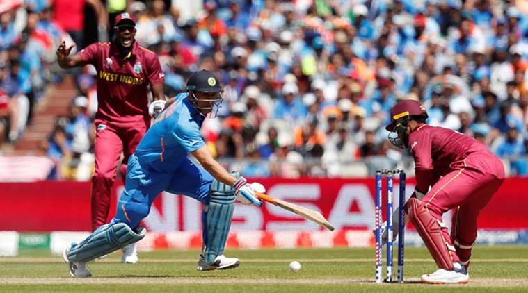Windies' Brathwaite fined for dissent in India defeat