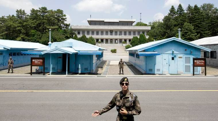 Explained: Demilitarized Zone, where Trump may meet Kim, is a vestige of Cold War