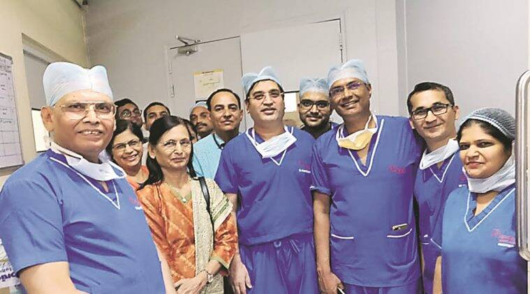 Organs from 32-year-old brain-dead welder in Pune save four lives on his birthday, heart sent to Nagpur