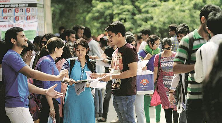 Off campus, on radar: Colleges away from North, South campuses beginning to see more diversity