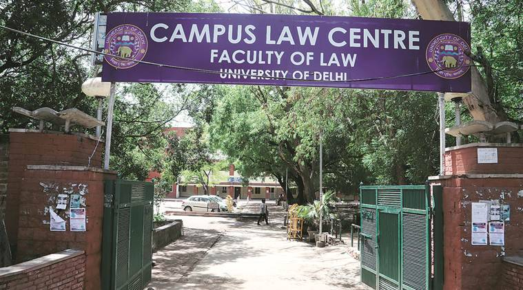 DU Law Faculty dean resigns over 'sinking standards'