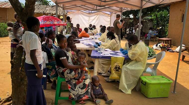 Ebola outbreak in Congo declared international health emergency after more than 1,600 deaths