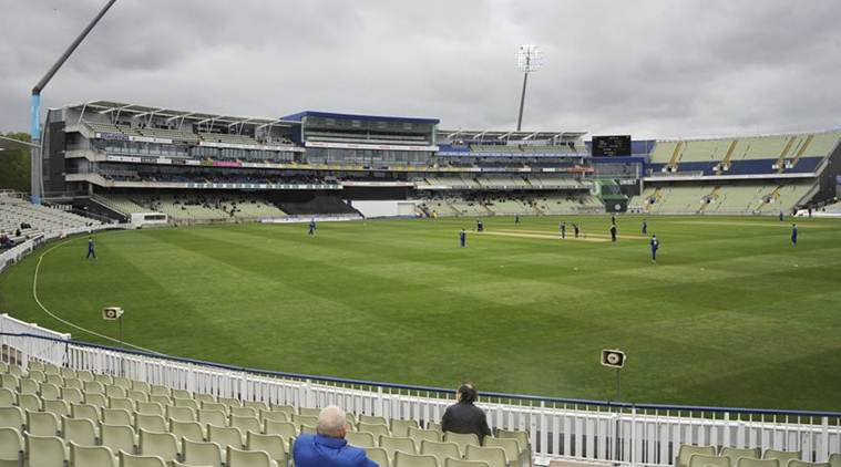 Edgbaston Cricket Ground to become COVID-19 testing centre