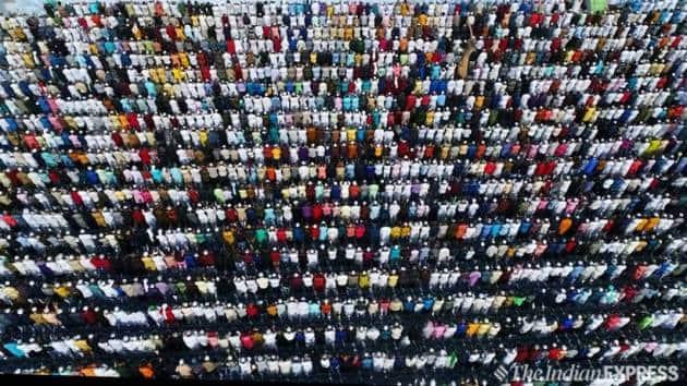 eid mubarak pics, eid mubarak, eid mubarak image, eid mubarak images, eid mubarak wishes, eid mubarak photos, eid mubarak quotes, eid mubarak status, eid mubarak hd image, eid mubarak wishes 2019, eid ul fitr, eid ul fitr news, eid live, eid news, indian express