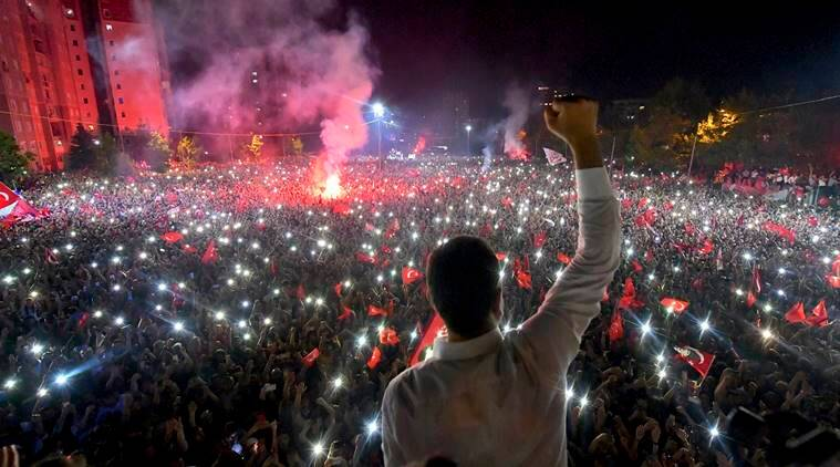 How a message of unity and mistakes by Erdogan tipped the Istanbul election