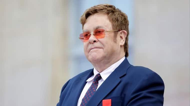Elton John on vladimir putin