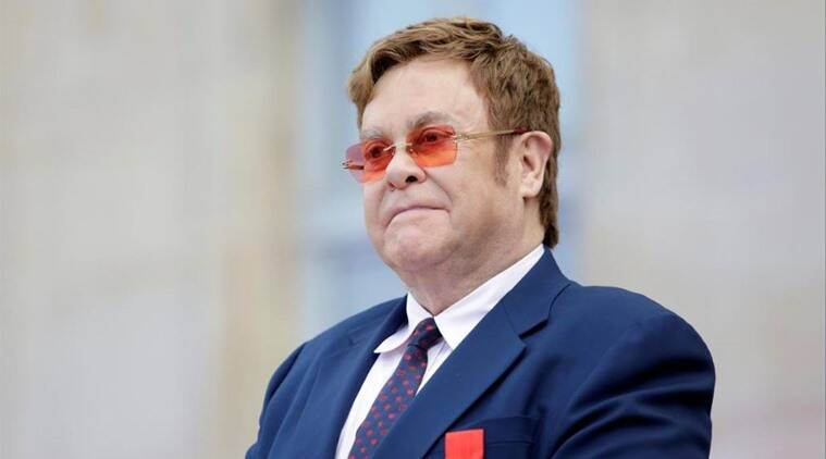 Elton John donates USD 1 million to protect people with HIV from COVID-19
