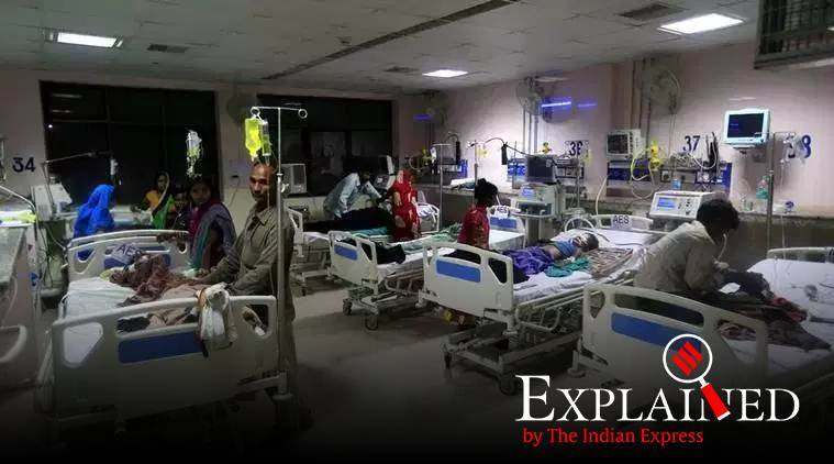 83 children die due to brain fever in Bihar
