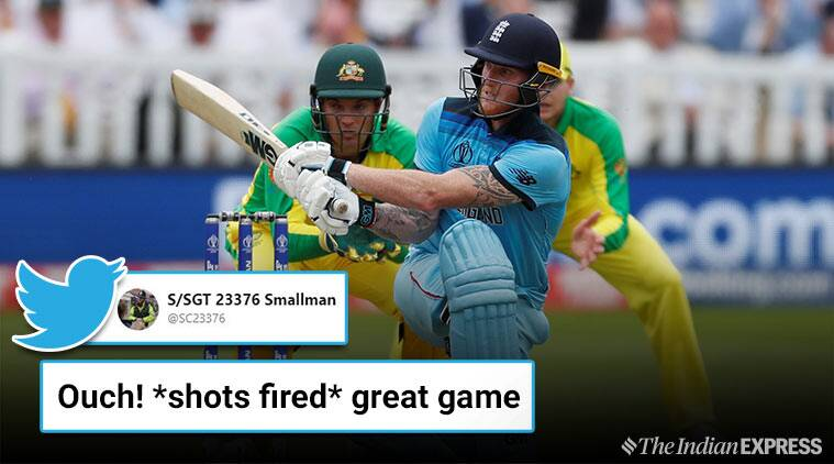 ENGvAUS, world cup 2019, ICC world cup, england, australia, Australia Police trolls england, Queensland Police, trending, indian express, indian express news