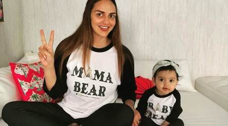 esha deol daughters