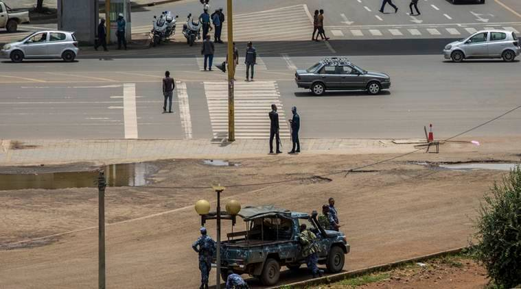 Ethiopia says coup attempt thwarted, military chief killed